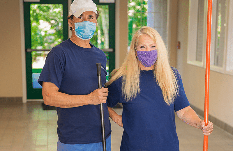 janitorial services tricities wa